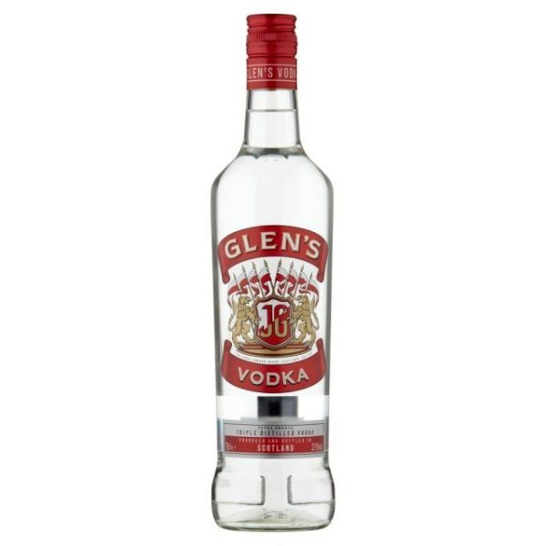 Glens Vodka - Manchester Alcohol Delivery