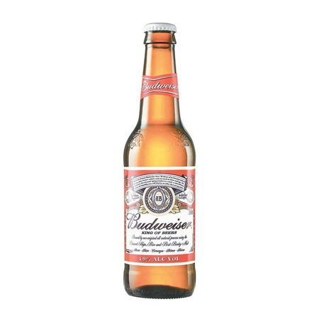 Beers 247 Manchester UK Budweiser Bottle Beer Lager