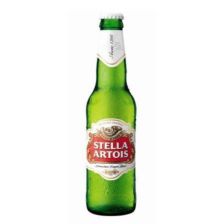 Beers 247 Manchester UK Stella Artois Bottle Lager